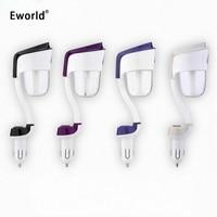 Eworld Mini Humidifier Double USB Car Charger Ultrasonic Air Purifier Car Aroma Mist Maker Essential Oil