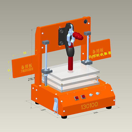PCBA Test Germ Frame PCB testing jig Test Fixture for Electro-wood Needle Board Circuit Board Test Fixture