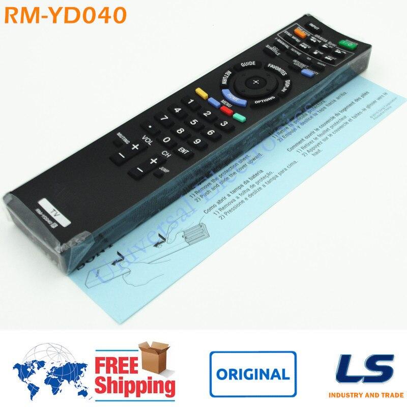 [ORIGINAL]  RM-YD040 RM-YD056 REMOTE CONTROL FIT FOR SONY KDL-40HX800 HX909 KDL40EX720 KDL-46HX800 KDL-55HX800 3D LED LCD HDTV