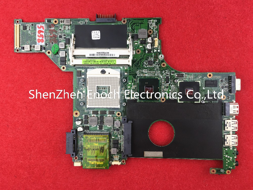 U30JC motherboard for ASUS U30JC laptop motherboard with nvidia graphics HM55 MAIN BOARD REV.2.0 store No.043