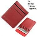 Notebook manga 7.9 8 9.7 10 polegada de couro à prova d' água bolsa Para Laptop bolsa capa para ipad air pro 1 2 3 para ipad mini caso SY007