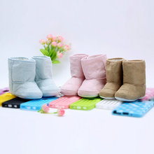 Super Warm Winter Baby Ankle Snow Boots