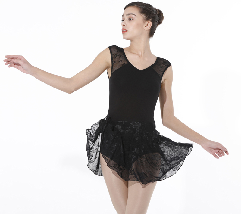 64466df8f Ballet Dance Leotards Adult High Quality Lace Dance Skirt Costume ...