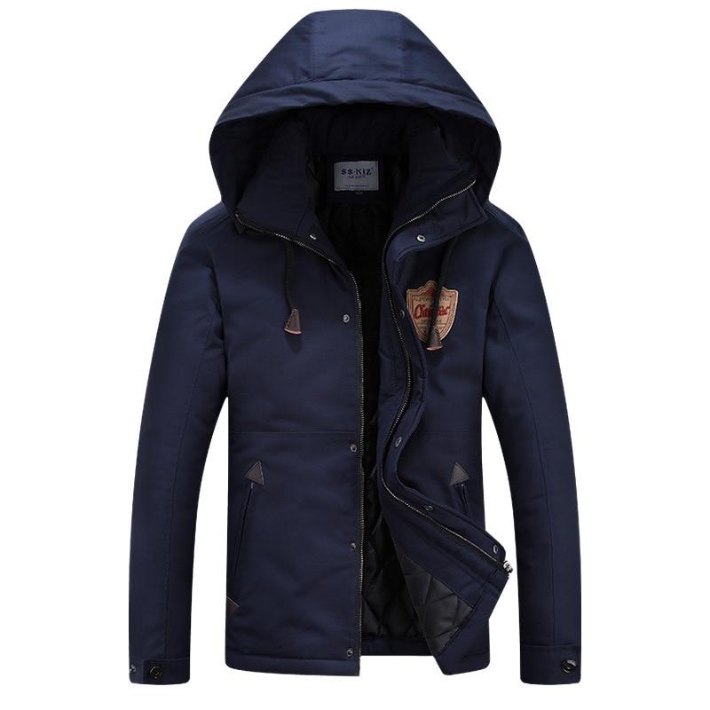 Maxi Winter Jacket Men Coat Plus Size Mens Jackets And Coats Parka Manteau Homme Hiver Abrigos Hombres Invierno Hot Sale #038