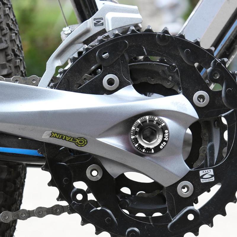 Prowheel Bicycle eBike Folding Bike  Chainring Bike Crankset 152mm 52T Black