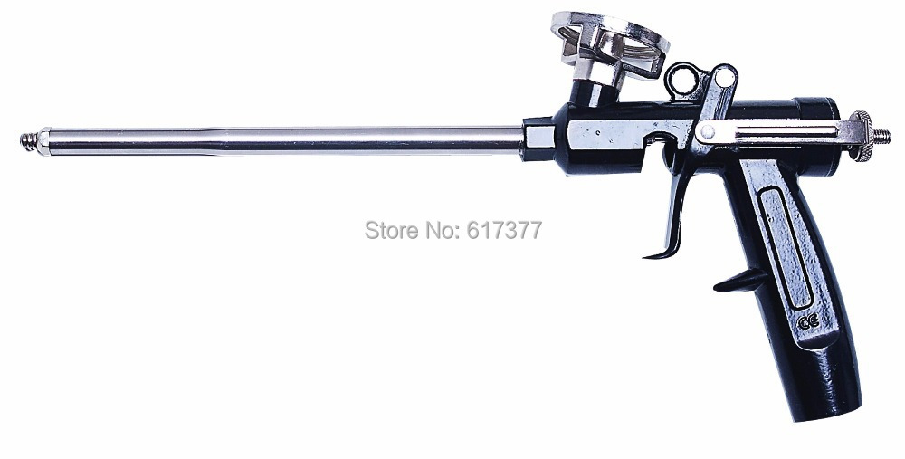 Popular Type CE Certificated Mannual PU Foam Gun Economy Foam Gun