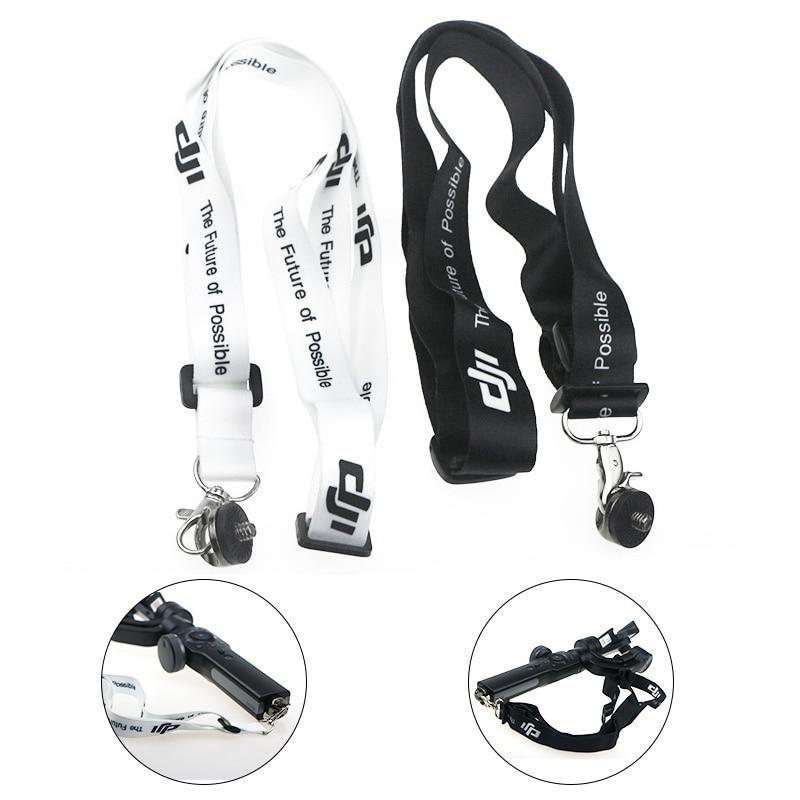Adjustable Lanyard Sling Belt Neck Strap For DJI OSMO Mobile 3 2 Zhiyun Smooth Q 4 Mijia Feiyu Handheld Gimbal  Accessories