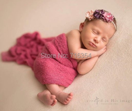 Newborn Baby Photography Wrap