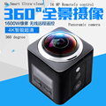 IDV 360 Degree 4K Wifi Mini Panoramic Camera Ultra HD Waterproof Sport Driving VR Camera Wireless Remotely Control Monitoring