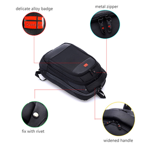 "Image 4 - Crossren Multifunctional swiss bags 15"" laptop backpack Schoolbag Luggage Bag Waterproof Urban Rucksack Travel Bag A16"