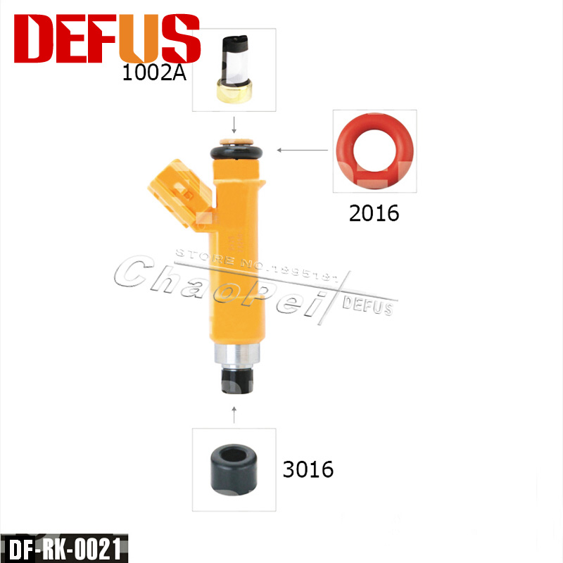 New 50 Pcsbag 3 Bags Original Fuel Injector Filter O Ring Plastic Rhaliexpress: Bag Fuel Filter At Gmaili.net
