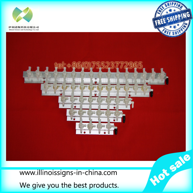 ФОТО free shipping Plastic 3-way valves system Cleaning device  Cleaning valves 8Bit
