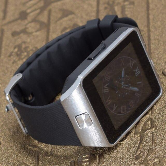 IPS bluetooth smart watch для android телефон поддержка SIM/TF Карты релох inteligente Носимых наручные спорт для LG gt08 gt88