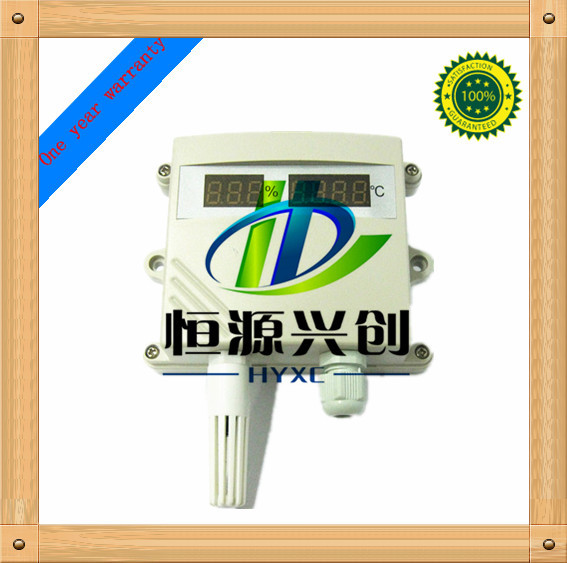 Temperature / Humidity transmitter; Digital display function; Output signal: 4-20mA/0-5V/0-10V/1-5V; digital indoor air quality carbon dioxide meter temperature rh humidity twa stel display 99 points made in taiwan co2 monitor