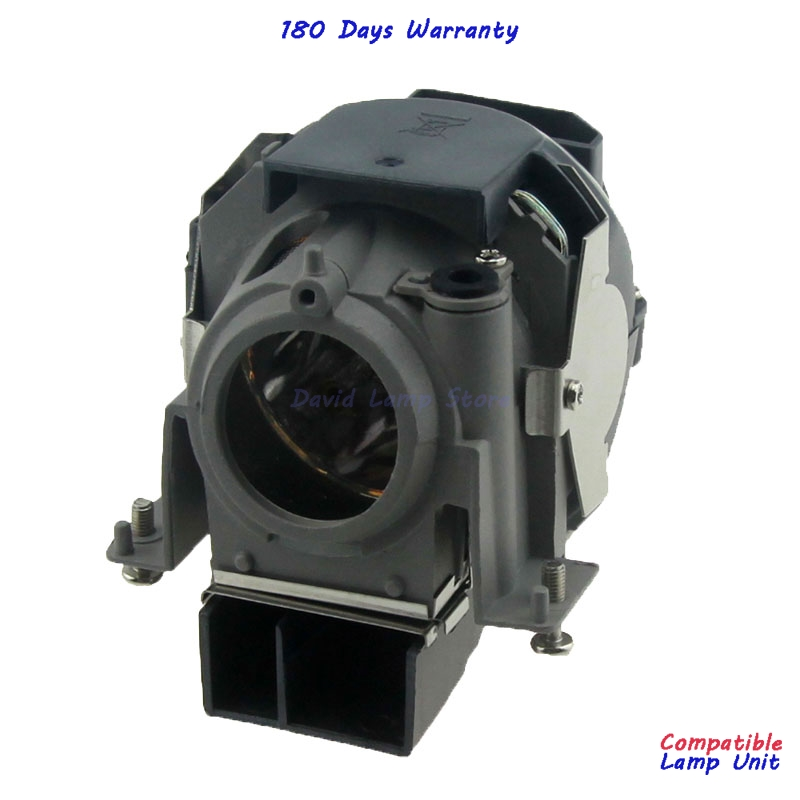 High Quality NP03LP Projector Lamp with Housing For NEC NP60/ NP61/ NP62/ NP63/ NP64 Projectors with 180 days Warranty