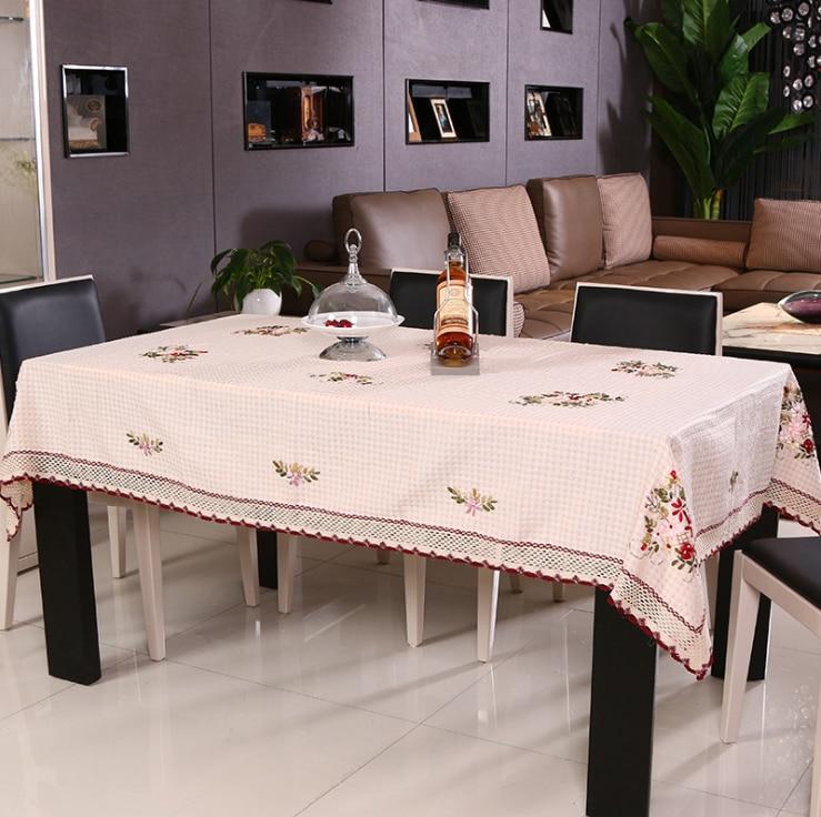 Compra manteles para mesas redondas online al por mayor de China ...