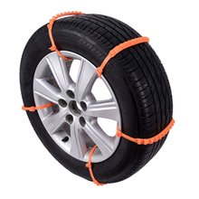 10PCS/SET Universal Anti-Slip Design Car SUV Plastic Winter Tyres Wheels Snow Chains Durable Car-Styling