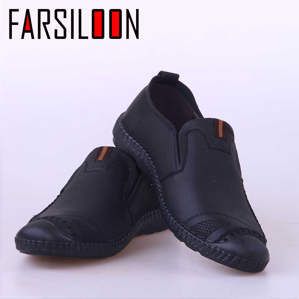 d61680a5b99a4 Detail Feedback Questions about Men's casual Loafers Waterproof ...