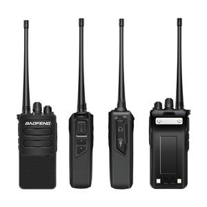 Image 2 - 2 uds BAOFENG BF 868plus Walkie talkie Uhf 2 vías radio BF 898 5W UHF 400 470MHz 16CH transceptor portátil con auricular de aire