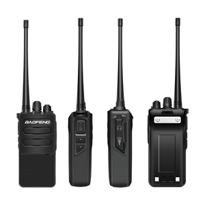 Image 2 - 2PCS BAOFENG BF 868plus Walkie talkie Uhf 2 way radio BF 898 5W UHF 400 470MHz 16CH Portable Transceiver with Air Earpiece