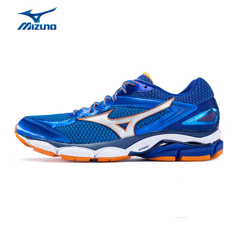 MIZUNO Men WAVE ULTIMA 8 Jogging Running Shoes Breathable Cushioning Sneakers Sports Shoes J1GC160905 XYP488