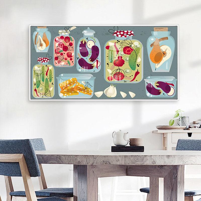 картинки на стену на кухню с едой тканевые жалюзи