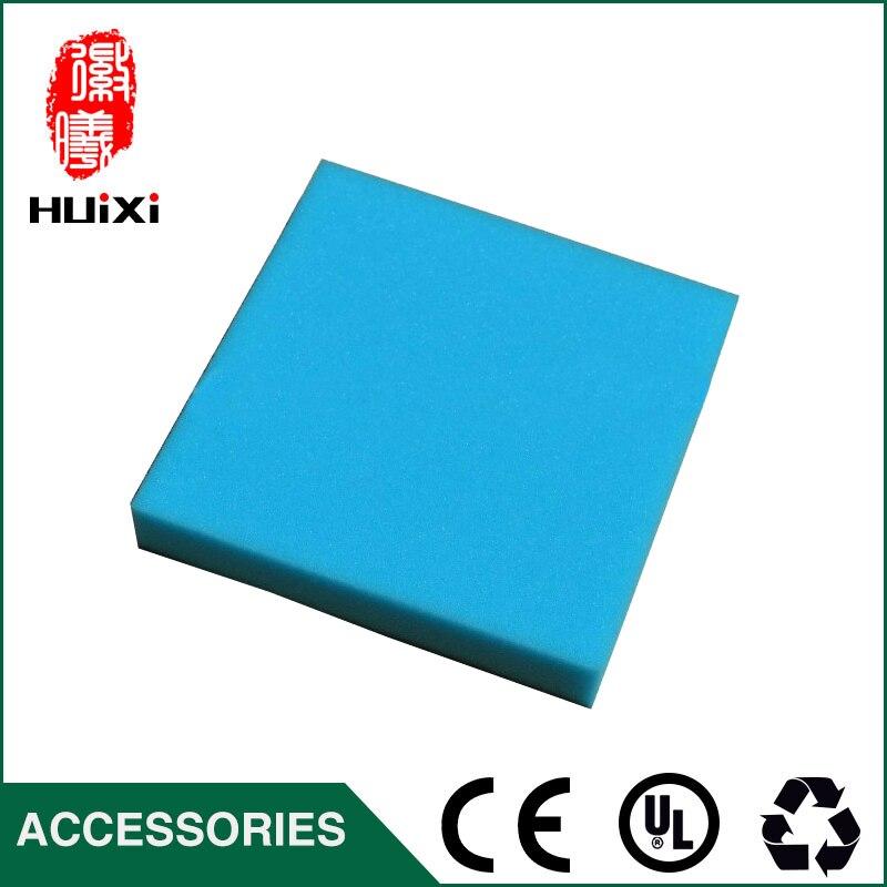 2PCS blue filter cotton of Vacuum Cleaner Accessories of  Vacuum Cleaner for FC5225  FC5830  FC5822
