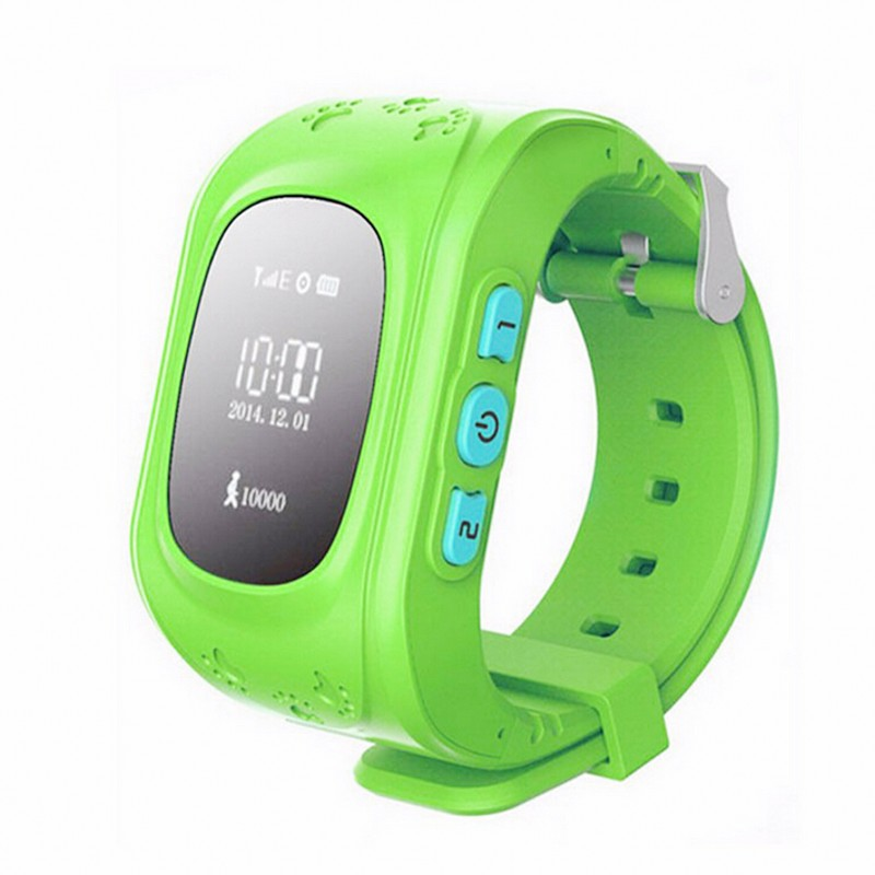 Niños GPS Reloj Kid Inteligente Anti-Perdida Smart Wristband Remote - Electrónica inteligente