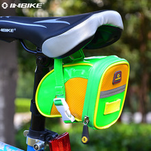 INBIKE Bike Bag Bicycle Bag Saddle Bag Bike Rear Bag Bicycle Pocket B575