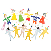 New arrival Cartoon Figure Animal Garland Paper Flags Banners Baby Shower Decorations Kids Birthday Party Decor Party Supplies lovely cartoon banners clouds and airplanes garland party decorations blue baby showers kids birthday supplies