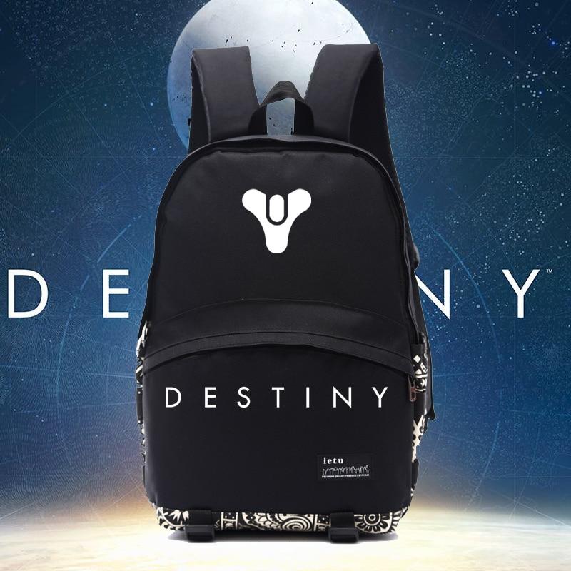 game backpacks nylon game backpack hot console game DESTINY backpacks NB030