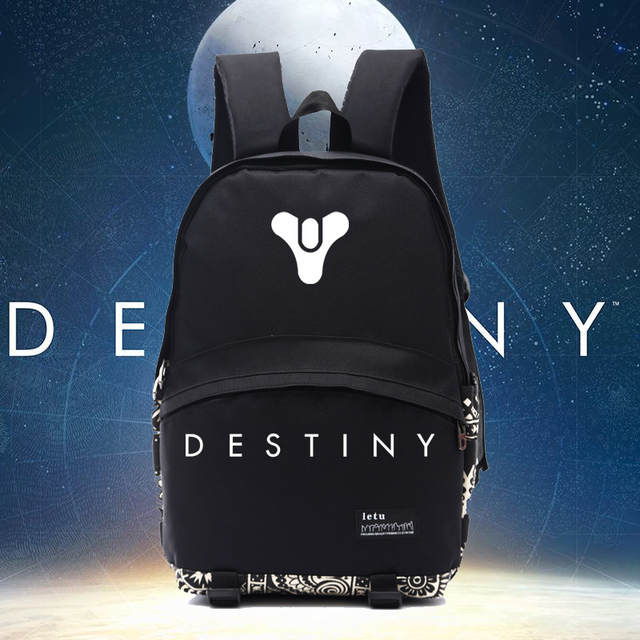 51e020486c14 Online Shop game backpacks nylon game backpack hot console game DESTINY  backpacks NB030