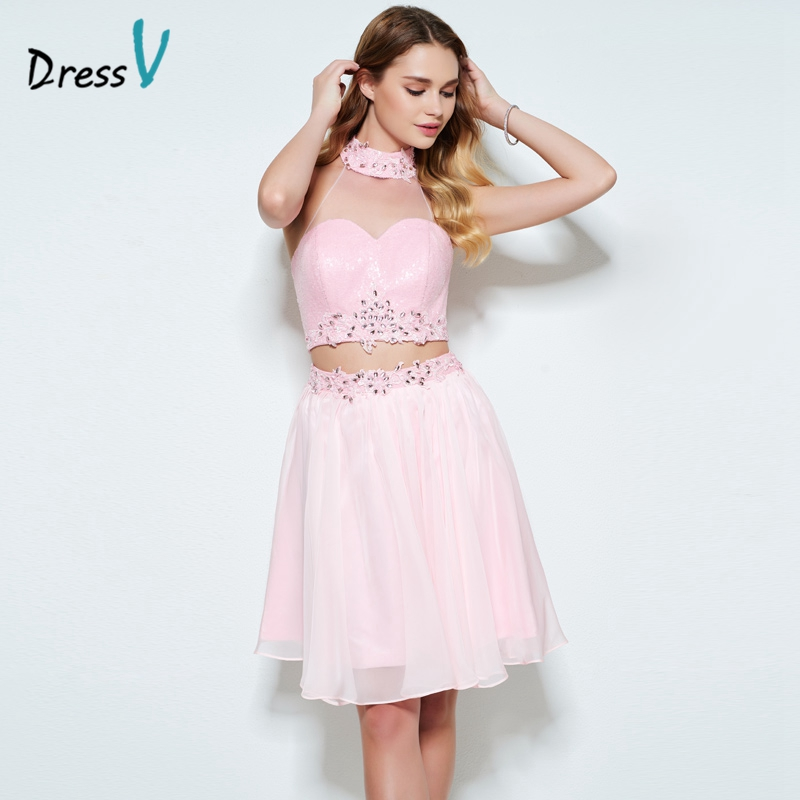 Online Get Cheap Pink Homecoming Dresses -Aliexpress.com - Alibaba ...