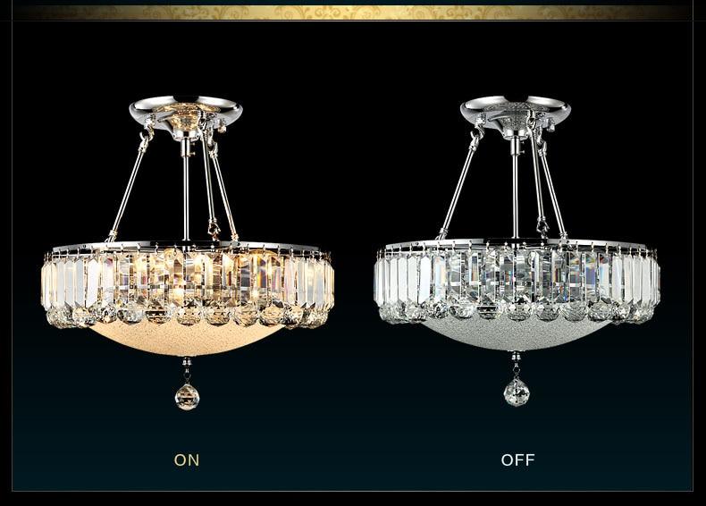 Plafoniere Kristall : Dinning room crystal ceiling light plafoniere lampare techo salon