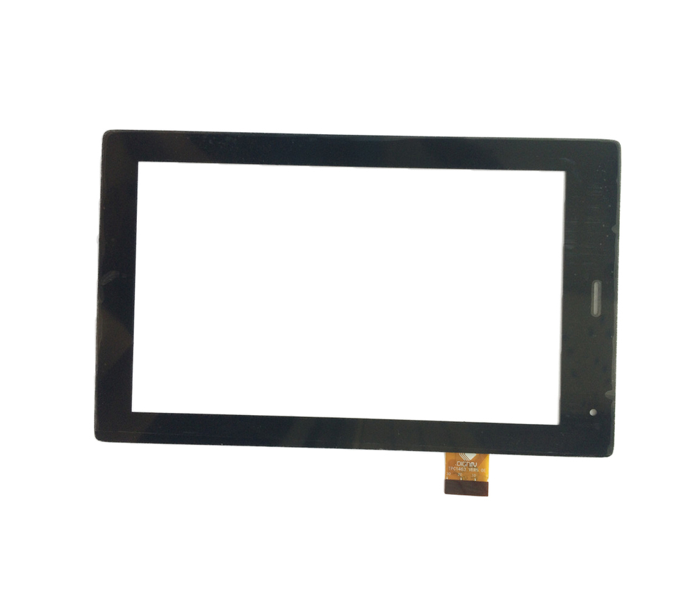 Free shipping 7 inch touch screen tablet computer digitizer glass lens touch panel replacing TPC1463 VER5
