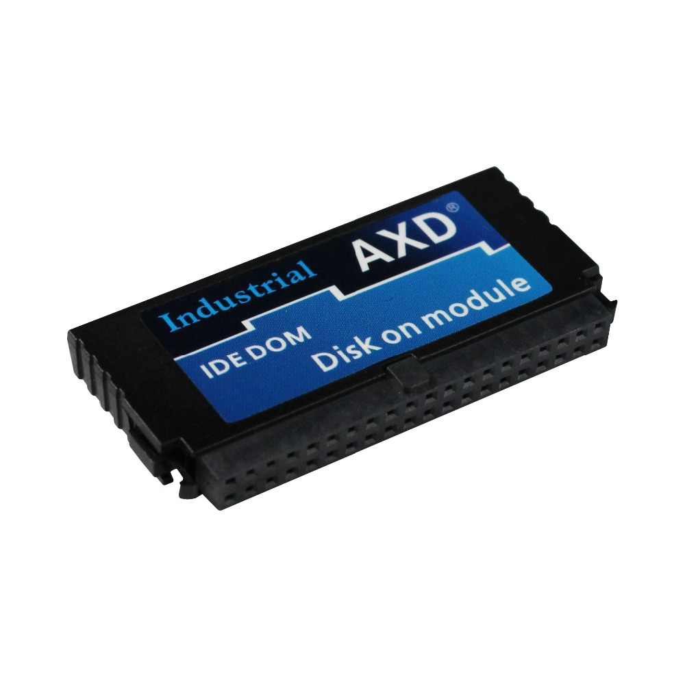 40PIN IDE Disk Module (IDE DOM) PATA SSD MLC 2GB 4GB 8GB 16GB 32GB 64GB Industrial Disk On Module Solid State Drives new kingspec ssd sata dom 32gb kdm sa 51 032gmj 1ch mlc 7pins industrial disk on module solid state drives for pos
