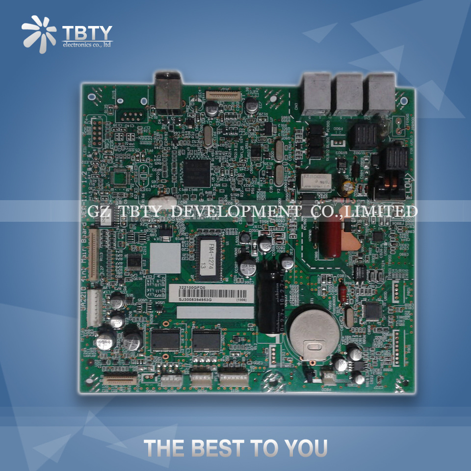 100% Test Main Board For Canon MF 4350 4350D MF4350 MF4350D Formatter Board Mainboard On Sale formatter pca assy formatter board logic main board mainboard mother board for hp m775 m775dn m775f m775z m775z ce396 60001