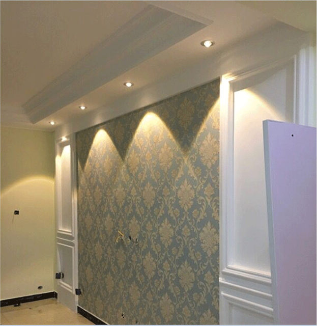 Plafond Spotjes. Free Zoomoi Inbouwspot Vierkant Wit Gps Plafond ...