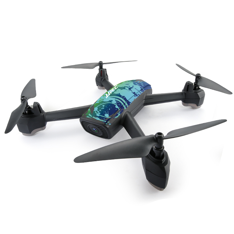 JJRC H55 TRACKER WIFI FPV With 720P HD Camera GPS Positioning RC Drone Quadcopter 5v 72ch mateksys sma m8q u blox gps module positioning module glonass galileo gps tracker low noise for fpv rc drone accessories