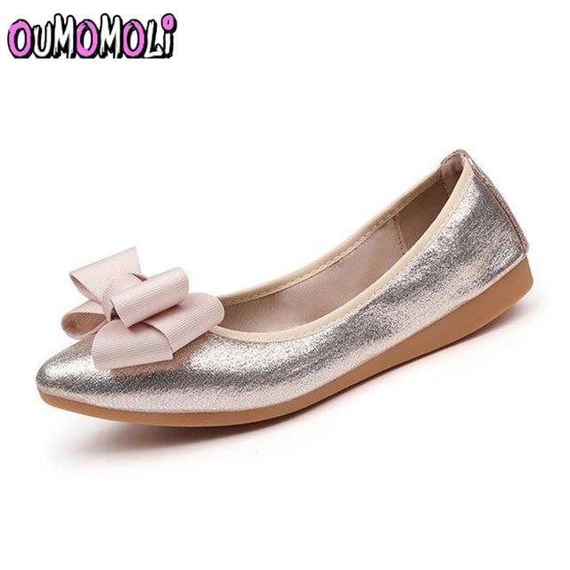 fb6d153884035c new fashion Sweet Butterfly-knot Flats Women Flat Shoes Brand Woman Ballet  Soft Heel Ballerina Flats Lady Loafers Wedding Shoes
