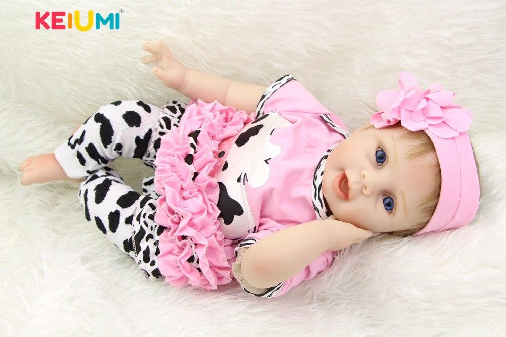 ขายส่ง Reborn ตุ๊กตาทารก 22 ''สำหรับสาว XMAS ของขวัญที่สมจริงไวนิลซิลิโคนทารกแรกเกิดตุ๊กตา 55 ซม.ผ้าเด็ก brinquedos-ใน ตุ๊กตา จาก ของเล่นและงานอดิเรก บน   1