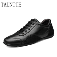 Men Shoes Genuine Leather Sneakers Summer High Qaulity Casual Shoes
