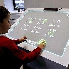 Автоматическая калибровка Multi Touch IR Interactive электронная белая доска, finger touch переносная интерактивная доска