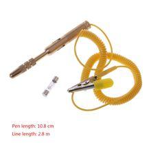 New 1 Pc Automotive Electrical Tester Vehicle Car Light Lamp Voltage Test Pen Pe