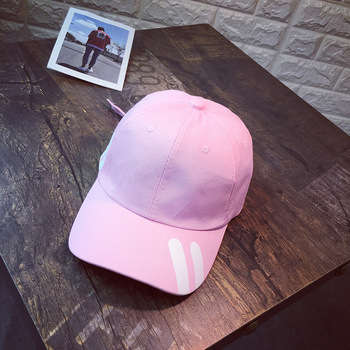 2019 New Hat women Korean couple hip hop baseball caps fashion men youth leisure out sun hat student cap gorra hombre snapback 10