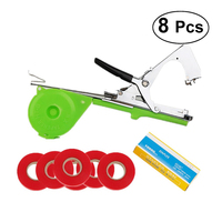 Garden Tool Practical Convenient Durable Branch Hand Tying Machine Tying Tapetool for Packing Vegetable Stem Strapping Plants