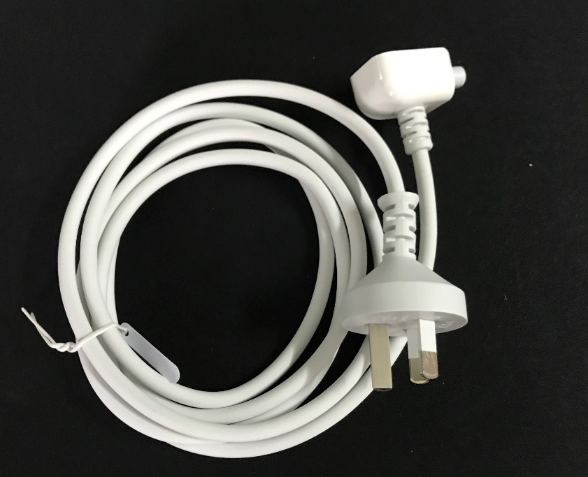 """Aukštos kokybės """"Austraila"""" AU kištukas 1.8M prailginimo kabelis """"MacBook"""" Mac pro oro įkroviklio maitinimo kabelio adapteriui"""
