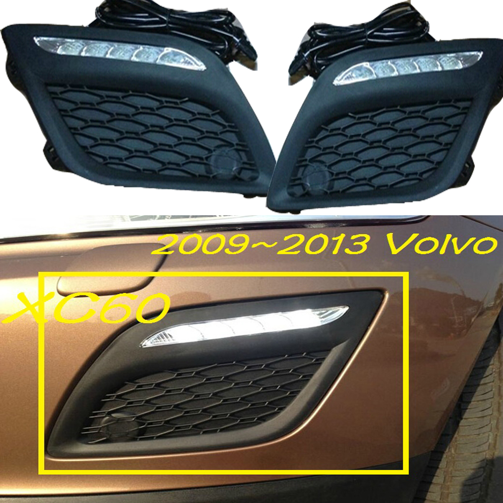 LED 2009 2013 Volv XC60 daytime Light XC60 fog light XC60 headlight XC60 XC90 S40 V40