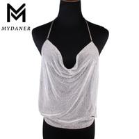 2017 neue Mode Sommer Erklärung Halskette Metalllegierung V-ausschnitt Halsketten Anhänger für Frauen Strand Bh Sexy Kette Kragen Schmuck