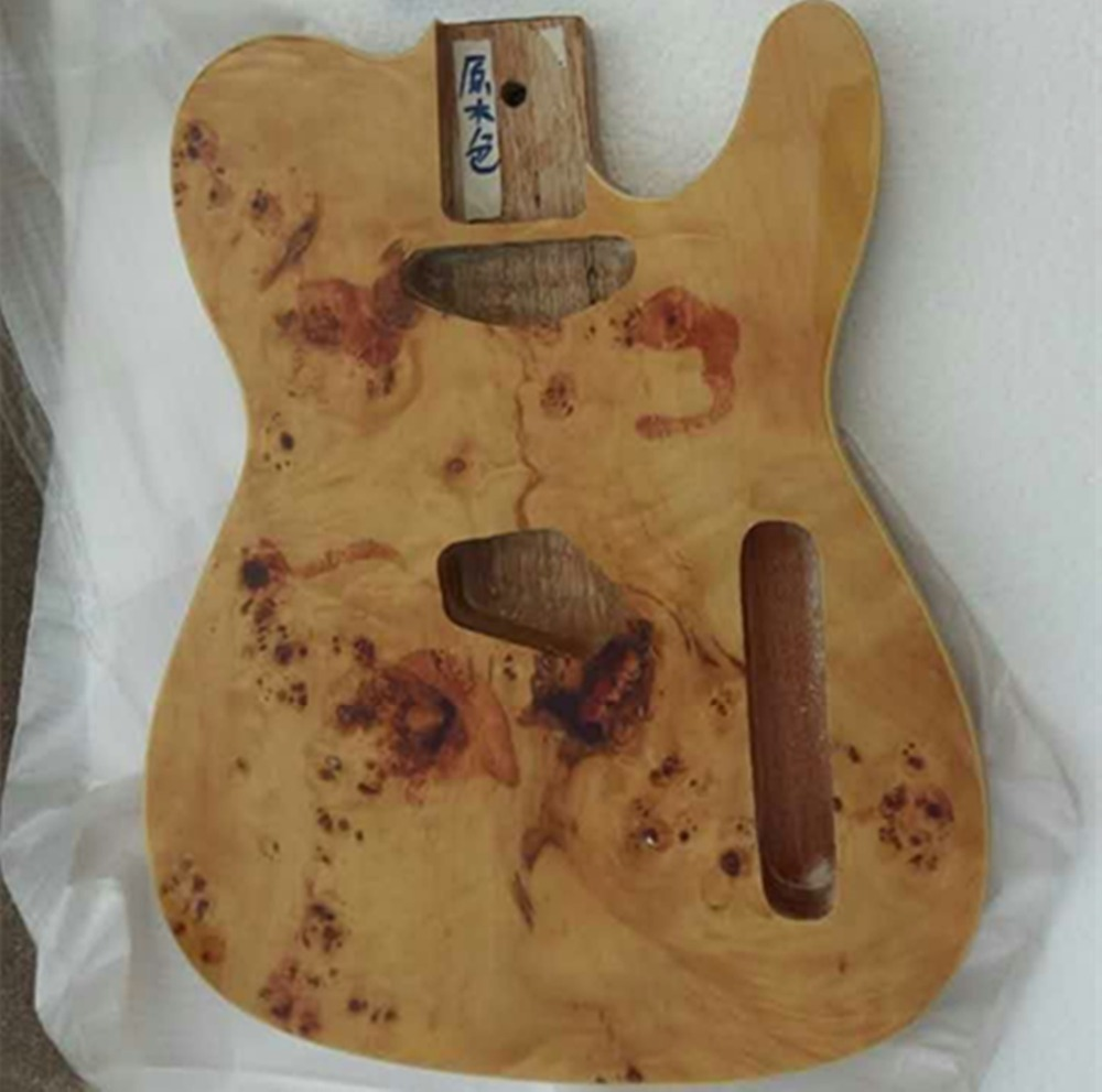 new Big John natural electric guitar body with mahogany body  can require other color F-5065-1 free shipping big john new electric bass guitar mahogany body in natural color f 1934